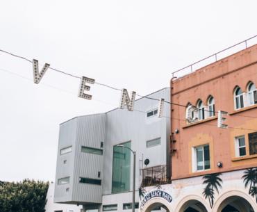 4 Venice California Food Destinations